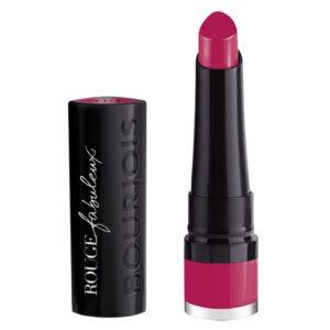 Bourjois Lipstick 2.4g Rouge Velvet The Lipstick 02 Flaming'Rose